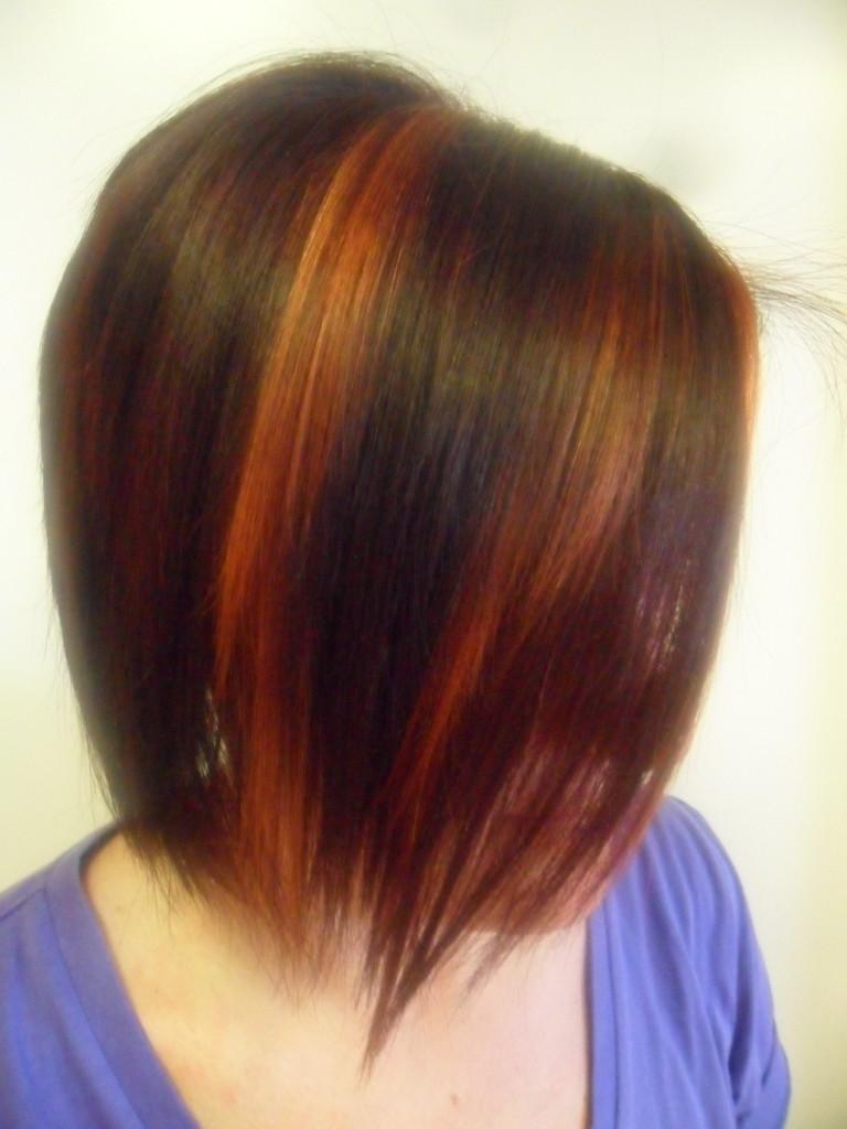 il colore dei capelli
